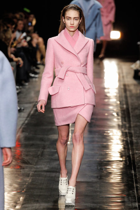 Carven Fall 2013 look 2