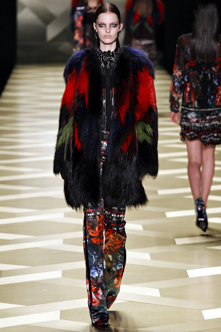 Fendi Fall 2013 look 13