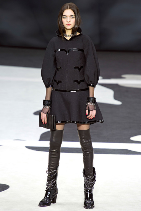 Chanel fall 2013 look 72