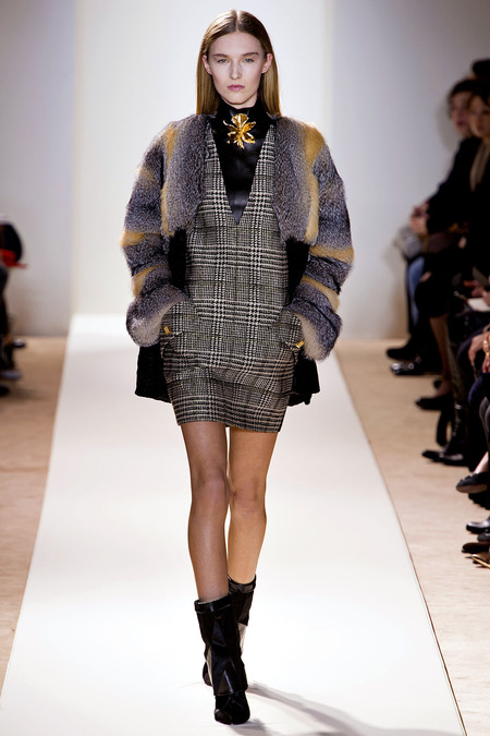 Emanuel Ungaro Fall 2013 look 18