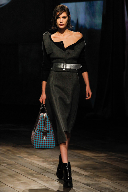 Prada Fall 2013 look 2