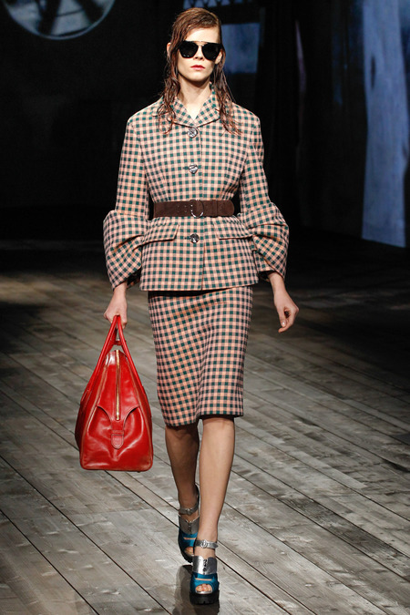 Prada Fall 2013 look 22