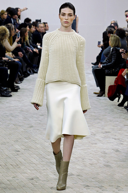 Celine Fall 2013 look 8
