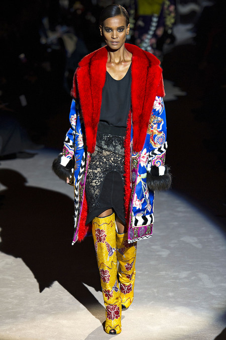 Tom Ford Fall 13 look 29