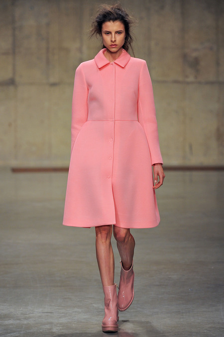 Simone Rocha Fall 2013 look 2
