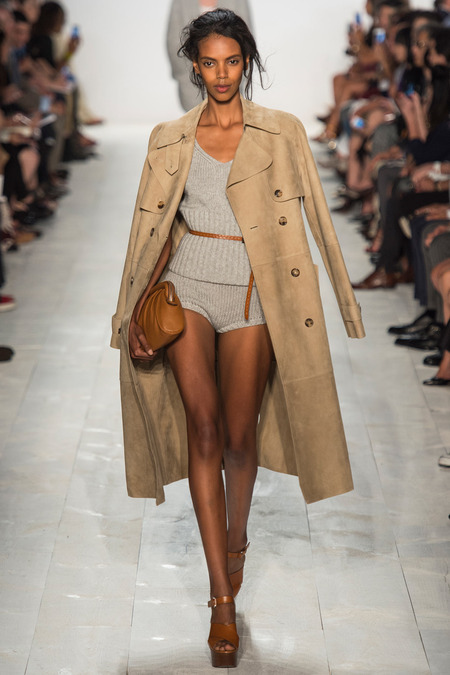 Michael Kors spring summer 2014 look 9