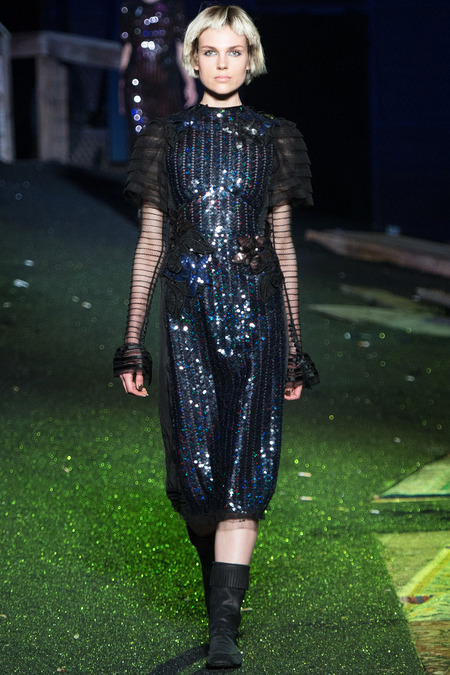 Marc Jacobs spring summer 2014 look 28