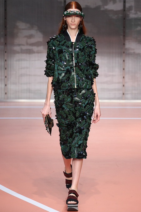 Marni spring summer 2014 look 33