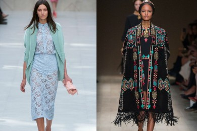 TRENDS REPORT: Spring/Summer 2014